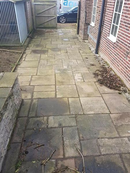 Exterior House Cleaning Services Bright Outlook Cleaning
